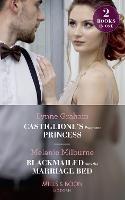 Castiglione's Pregnant Princess: Castiglione's Pregnant Princess (Vows for Billionaires) / Blackmailed into the Marriage Bed (Paperback)