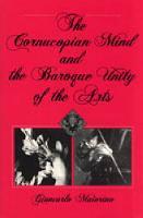 The Cornucopian Mind and the Baroque Unity of the Arts (Hardback)