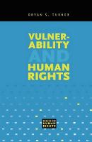 Vulnerability and Human Rights - Essays on Human Rights 1 (Paperback)