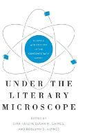 Under the Literary Microscope: Science and Society in the Contemporary Novel - AnthropoScene (Hardback)