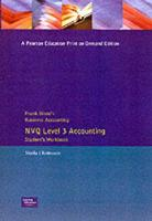 Frank Wood's Business Accounting NVQ Level 3 Accounting Student's Workbook (Paperback)