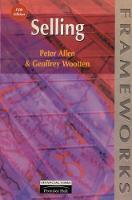 Selling - Frameworks Series (Paperback)