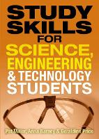 Study Skills for Science, Engineering and Technology Students (Paperback)