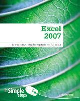 Microsoft Excel 2007 In Simple Steps (Paperback)