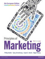 Principles of Marketing European Edition (Paperback)