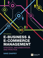 E-Business and E-Commerce Management (Paperback)