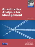 Quantitative Analysis for Management (Paperback)