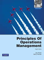 Principles of Operations Management (Paperback)