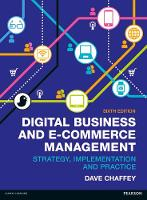Digital Business and E-Commerce Management (Paperback)