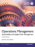 Operations Management, Global Edition (Paperback)