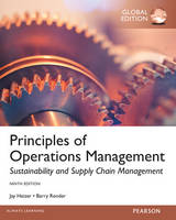 Principles Of Operations Management, Global Edition (Paperback)