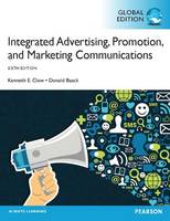 Integrated Advertising, Promotion and Marketing Communications, plus MyMarketingLab with Pearson eText, Global Edition