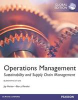 Operations Management, plus MyOMLab with Pearson eText, Global Edition