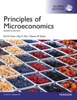 Principles of Microeconomics, plus MyEconLab with Pearson eText, Global Edition