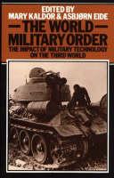 The World Military Order (Hardback)