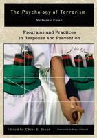 The Psychology of Terrorism [4 volumes] (Hardback)