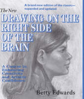 New Drawing on the Right Side of the Brain (Hardback)