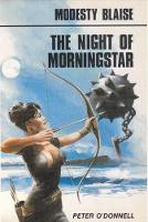 The Night of the Morningstar: (Modesty Blaise) (Paperback)