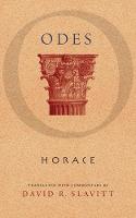 Odes - Wisconsin Studies in Classics (Paperback)