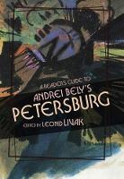 "A Reader's Guide to Andrei Bely's ""Petersburg (Hardback)"