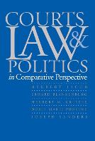Courts, Law, and Politics in Comparative Perspective (Paperback)
