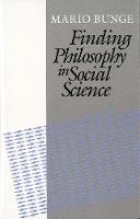 Finding Philosophy in Social Science (Hardback)