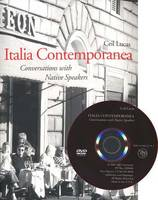 Italia Contemporanea: Conversations with Native Speakers - Yale Language (Paperback)