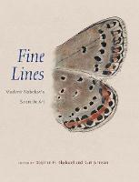 Fine Lines: Vladimir Nabokov's Scientific Art (Hardback)
