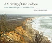 A Meeting of Land and Sea: Nature and the Future of Martha's Vineyard (Hardback)
