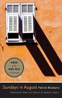 Sundays in August - World Republic of Letters          (Yale) (Paperback)