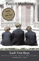Such Fine Boys - The Margellos World Republic of Letters (Paperback)