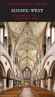 Sussex: West - Pevsner Architectural Guides: Buildings of England (Hardback)