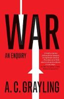 War: An Enquiry - Vices and Virtues (Paperback)