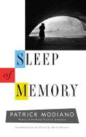 Sleep of Memory - The Margellos World Republic of Letters (Hardback)