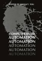 Computer-Based Automation (Hardback)