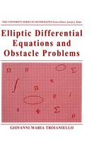 Elliptic Differential Equations and Obstacle Problems - University Series in Mathematics (Hardback)