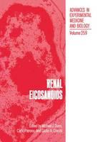 Renal Eicosanoids: Symposium Proceedings (Hardback)