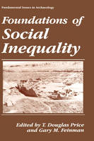 Foundations of Social Inequality - Fundamental Issues in Archaeology (Hardback)