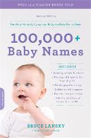 100,000 + Baby Names (Revised): The most helpful, complete, & up-to-date name book (Paperback)