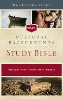 NKJV, Cultural Backgrounds Study Bible, Hardcover, Red Letter Edition: Bringing to Life the Ancient World of Scripture (Hardback)