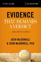 Evidence That Demands a Verdict Study Guide: Jesus and the Gospels (Paperback)