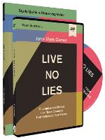 Live No Lies Study Guide with DVD: Recognize and Resist the Three Enemies That Sabotage Your Peace (Paperback)