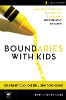 Boundaries with Kids Participant's Guide