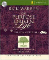 The Purpose-driven Life for Commuters: What on Earth Am I Here For? (CD-Audio)