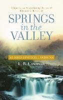 Springs in the Valley: 365 Daily Devotional Readings (Paperback)