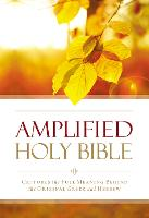 Amplified Outreach Bible, Paperback: Capture the Full Meaning Behind the Original Greek and Hebrew (Paperback)