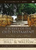 A Survey of the Old Testament Video Lectures: A Complete Course for the Beginner (DVD video)