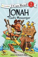 Jonah, God's Messenger: Biblical Values - I Can Read! / Dennis Jones Series (Paperback)