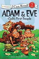 Adam and Eve, God's First People: Biblical Values - I Can Read! / Dennis Jones Series (Paperback)