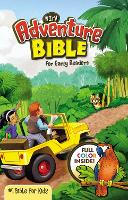 NIrV, Adventure Bible for Early Readers, Hardcover, Full Color - Adventure Bible (Hardback)